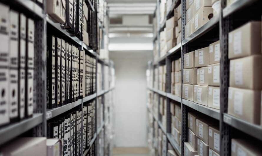Online forhandler af nye såvel som brugte lagerreoler og pallereoler