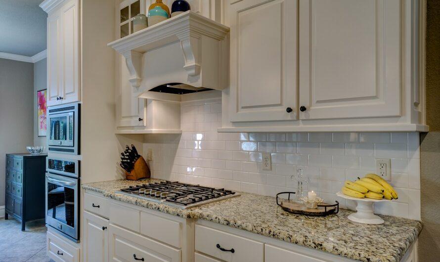 Køkkenfliser med betonlook – Flise Bent