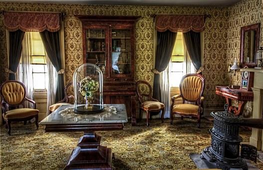 Indret din hjem med spændende interiør som en skattekiste eller en skærmvæg fra Daily-Living.dk