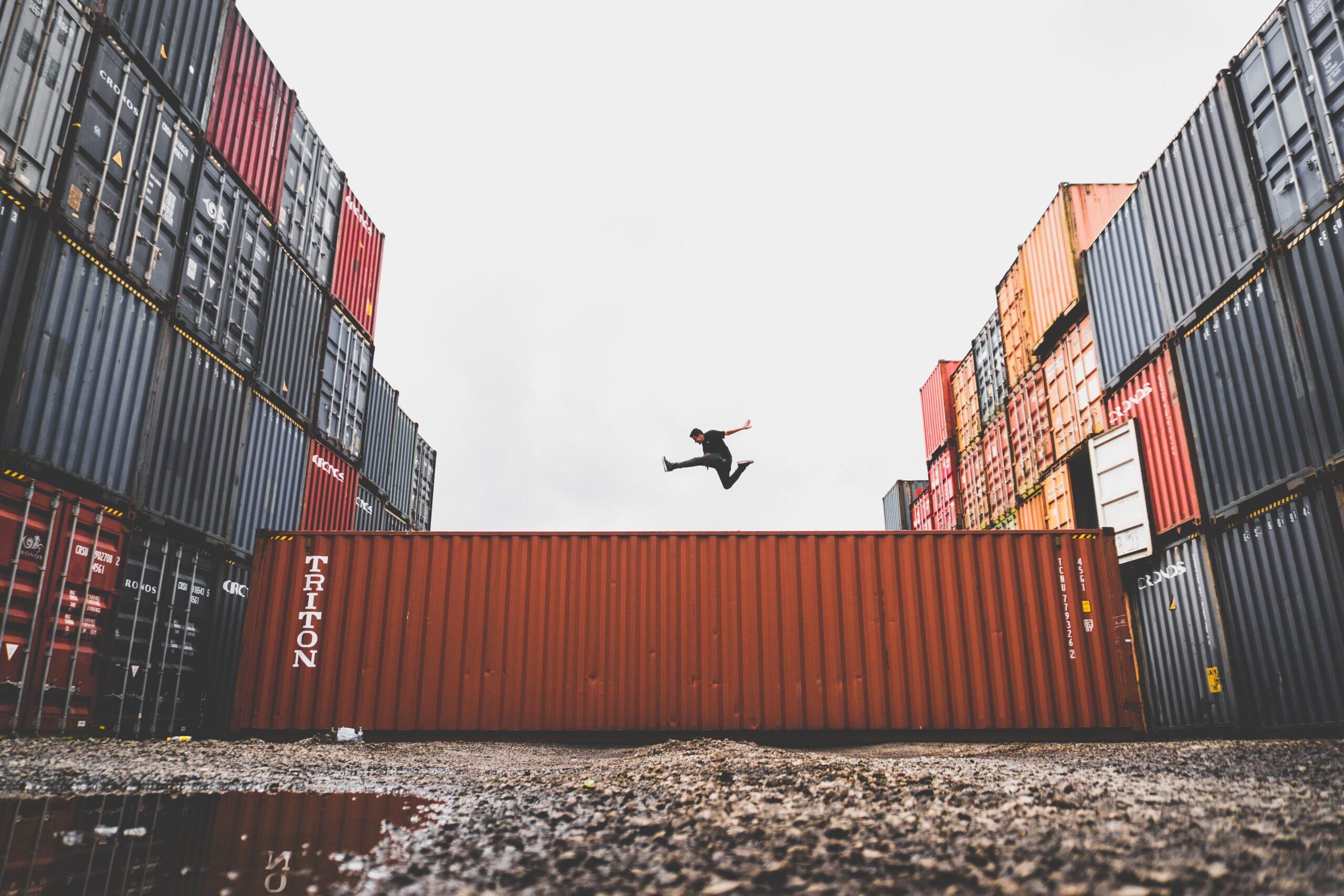 Udlejning af containere til ethvert formål herunder 10 fods containere
