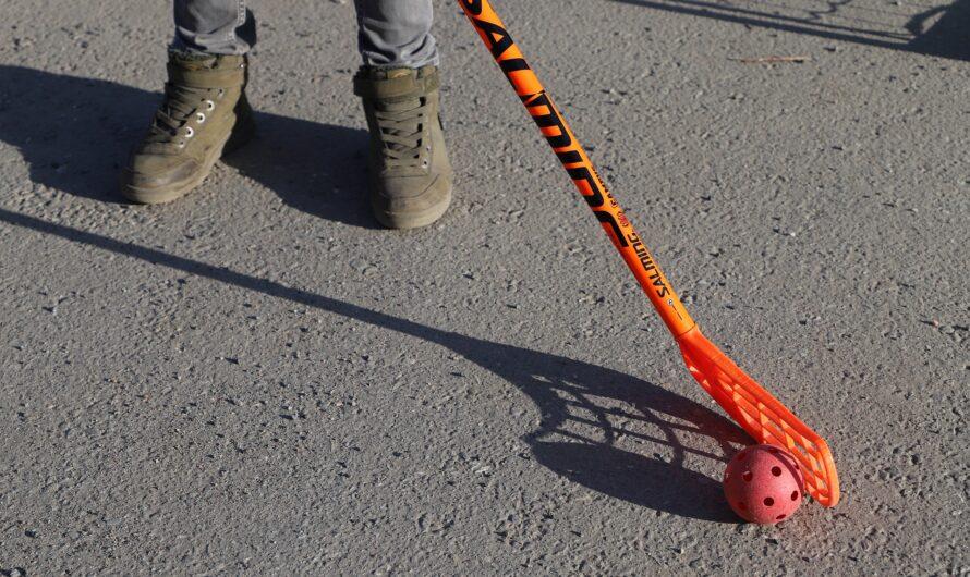 Floorballcentret.dk tilbyder floorball briller og stave