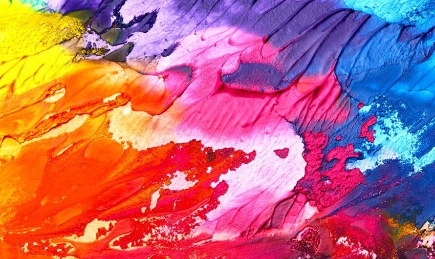 Art-de-vinci.dk har alt i akvarel og Amsterdam akrylmaling til dit næste kreative projekt